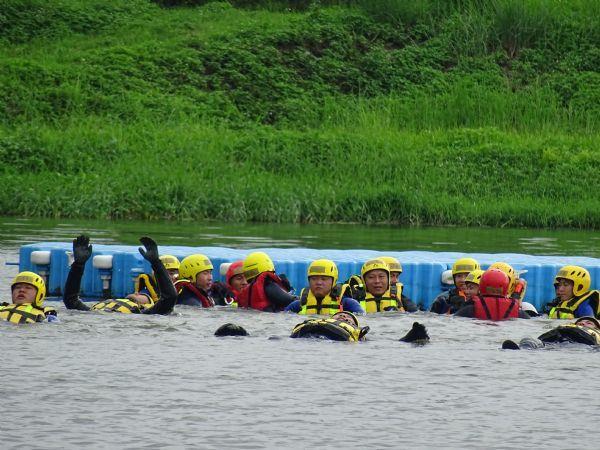 救助訓練照片3