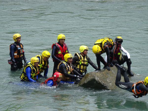 救助訓練照片2
