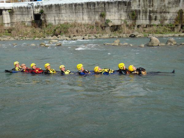 救助訓練照片1