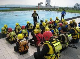 潛水訓練集訓
