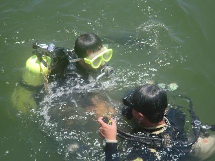 潛水複訓課程
