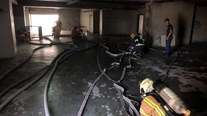 強化火災搶救能力,普及火搶基礎證照,提升火場安全係數