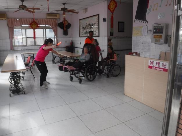 1090924安養中心找合法立案,避免事故發生,讓受照顧者及家屬安心(自衛編組演練3)
