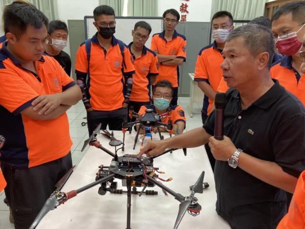 1090925虛實間落實平時訓練 成就無人機精準搜救-訓練1