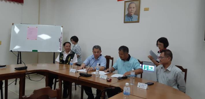 1080916臺灣菸酒公司臺南營業處與工會團體協約簽約儀式