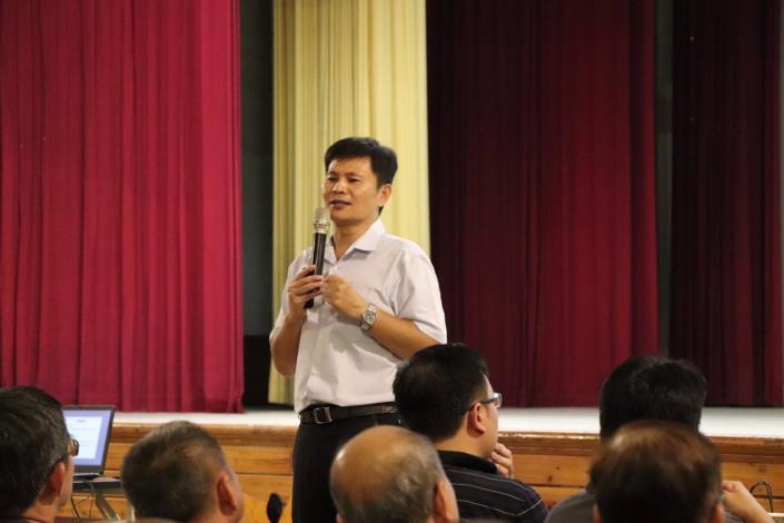 南市108年度「臺南市職業安全衛生績效行銷與感謝研討會」 表揚五星獎、公共工程金安獎優等、推動職安衛優良單位及人員(共4張)-1