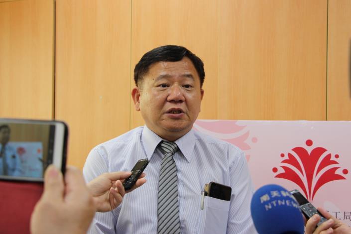 安南醫院陳鴻文副院長分享其職場友善措施