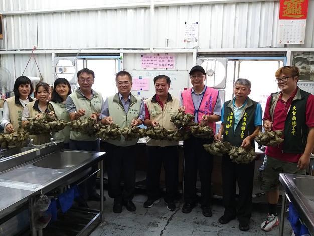 03台南市餐盒製作包裝運送職業工會全體合影