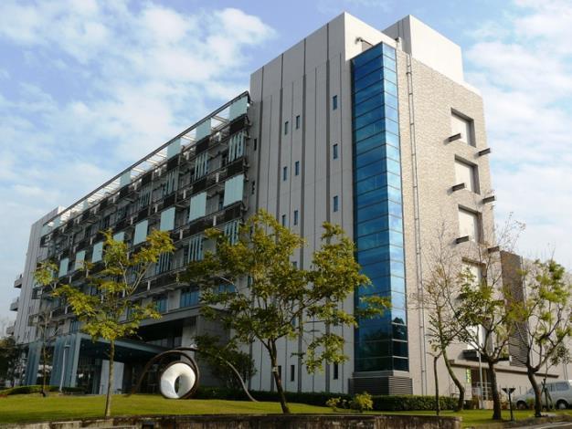 工研究南分院-六甲院區之外觀建築