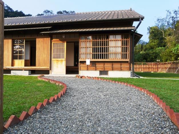 日式建築之八田與一紀念園區