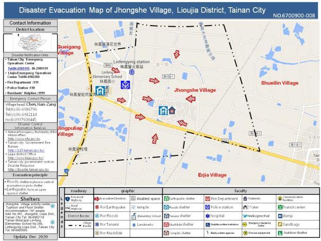 Jhongshe Village