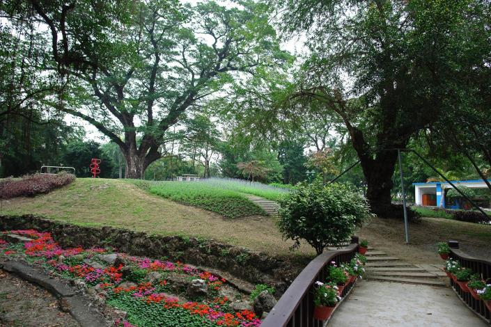 The Tainan Park Improvement Project Phase IV