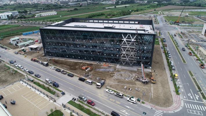 圖2為東佑達公司廠房外觀.JPG