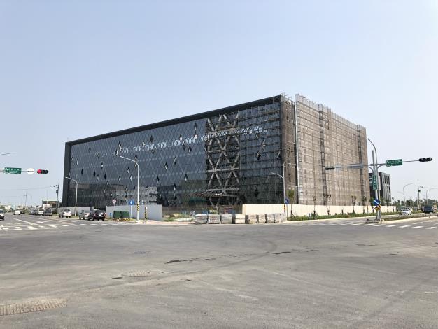 圖1為東佑達公司廠房外觀.JPG