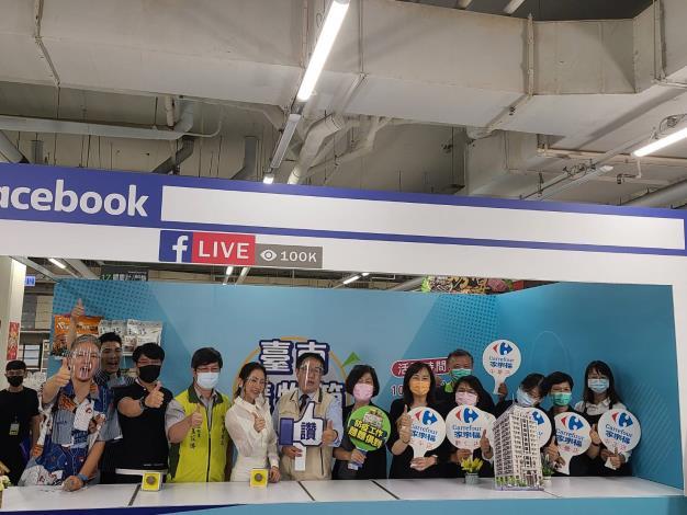 臺南購物節直播主、網紅決選PK (2)