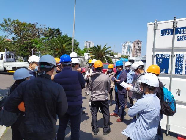 機關、PCM、測試廠商及代操單位安全衛生協議會議