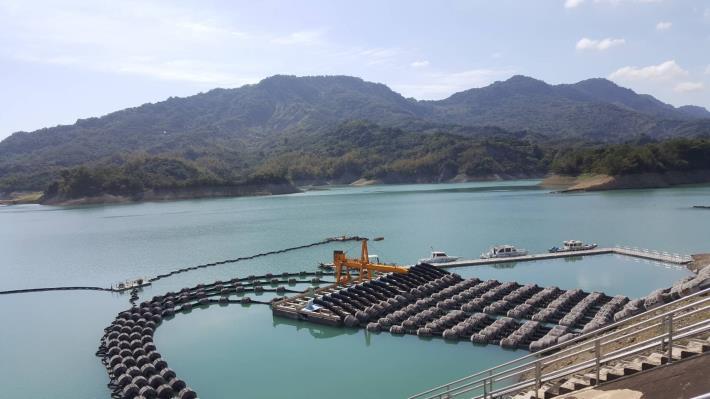 南化水庫控管每日出水量為36萬噸,預為因應水情現況