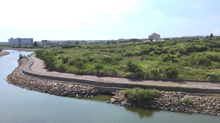 海東D2抽水站預定地