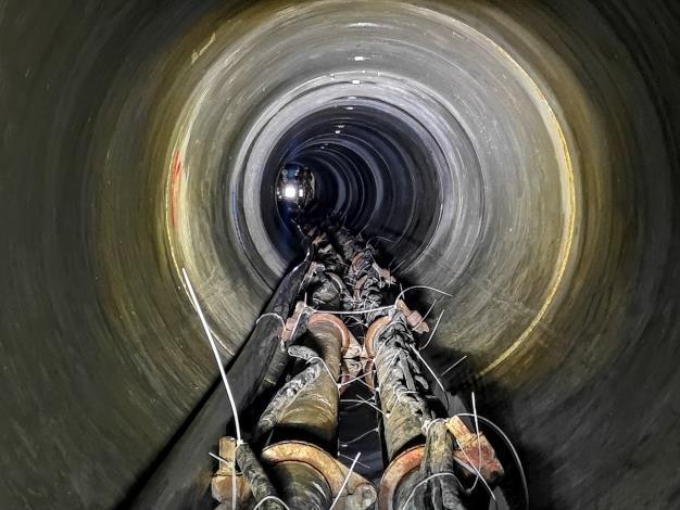 污水管線推進工程