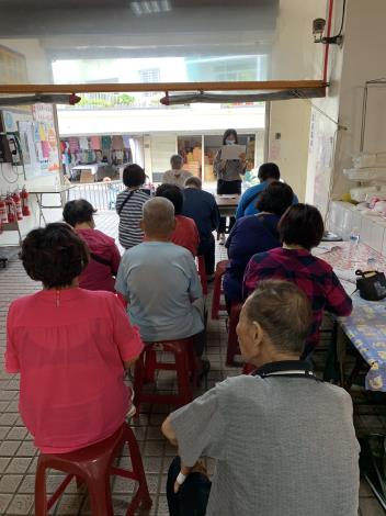 109年8月31日安平公有零售市場自行經營說明會
