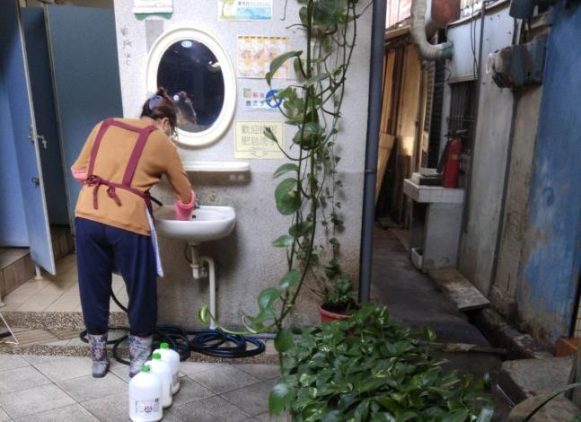 清洗公廁照片4橫式