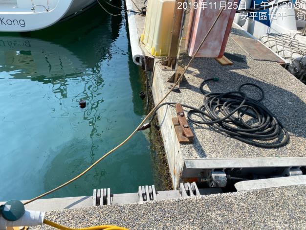 遊艇碼頭設施修繕(一)