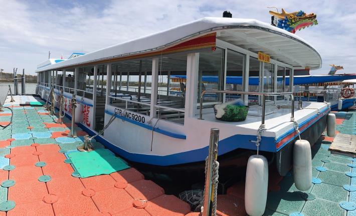 南市籍娛樂漁筏