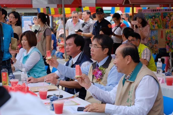 市長參與本次活動