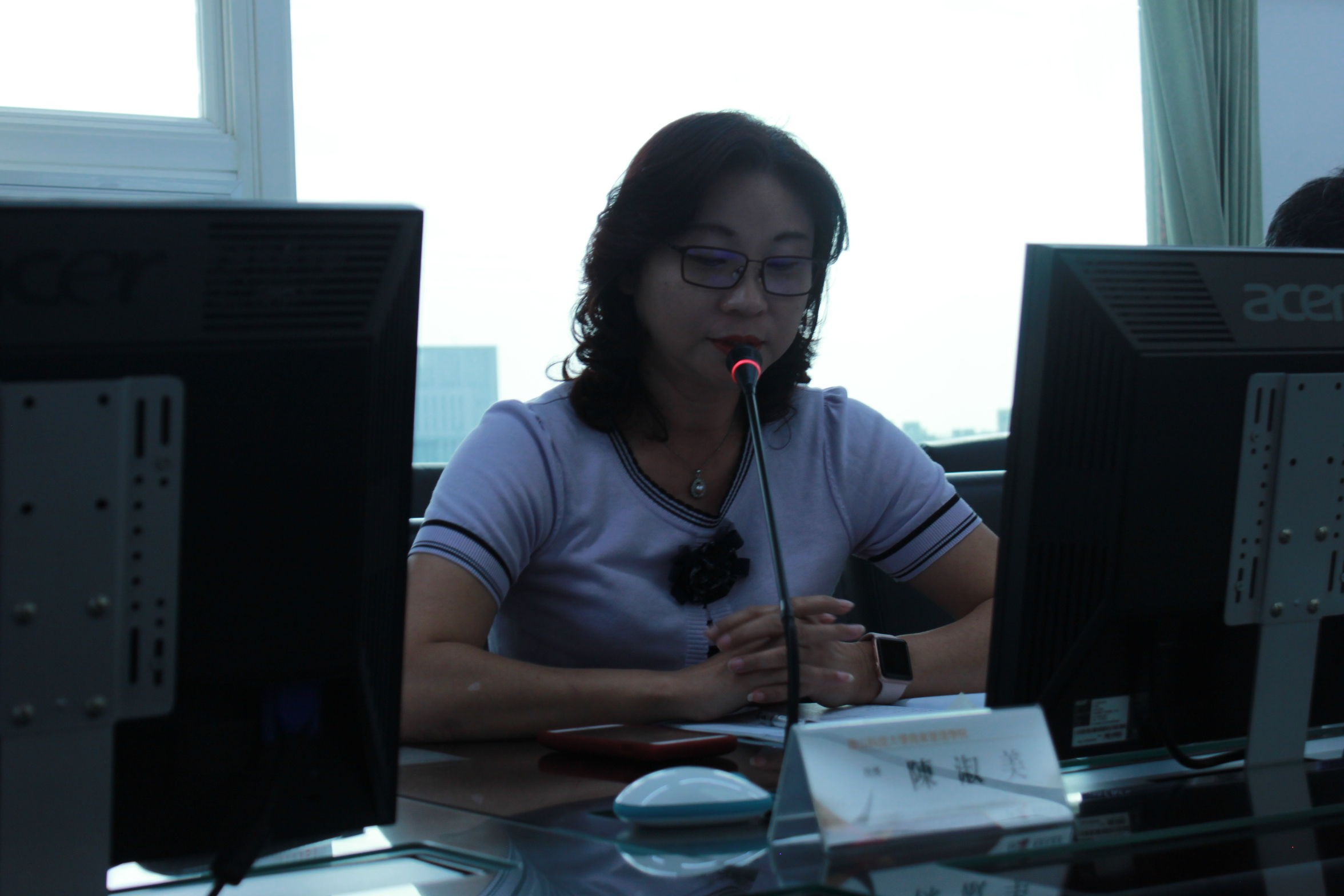 (時任)本府外聘廉政委員 陳淑美