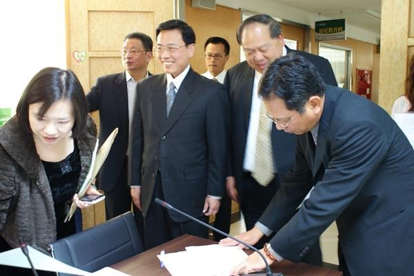 當日委員簽到情形