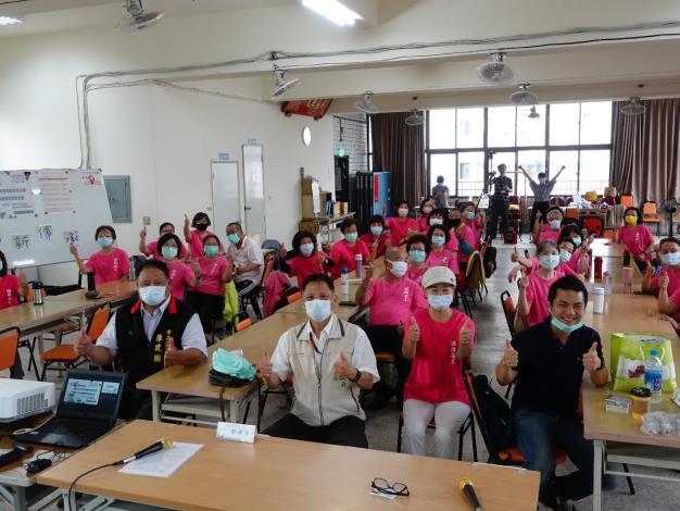 臺南市政府舉辦廉政志工109年專業教育訓練,在廉政志工熱情參與下,順利完成學習訓練,活動圓滿落幕。