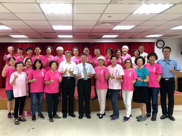 臺南市政府舉辦廉政志工108年專業教育訓練,在廉政志工熱情參與下,順利完成學習訓練,活動圓滿落幕