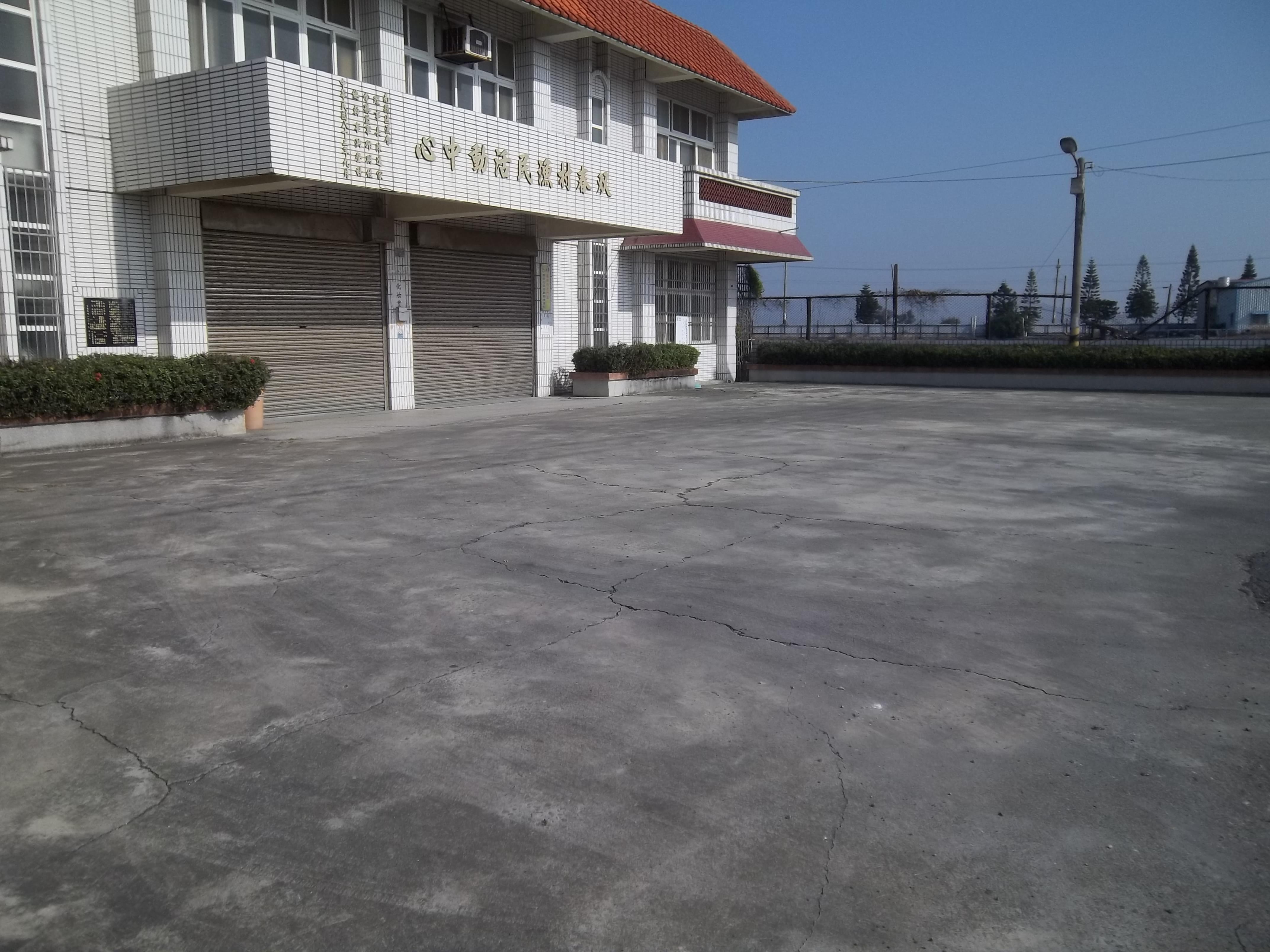 雙春里活動中心空地再利用