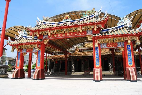 三寮灣東隆宮王爺信仰文物館