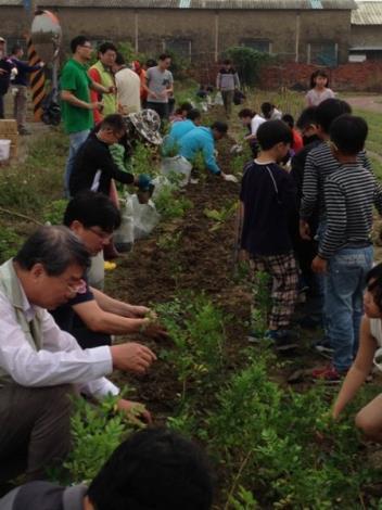 植樹節活動5