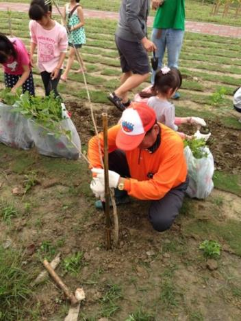植樹節活動4