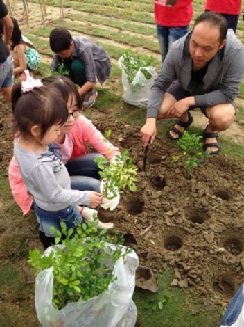 植樹節活動2