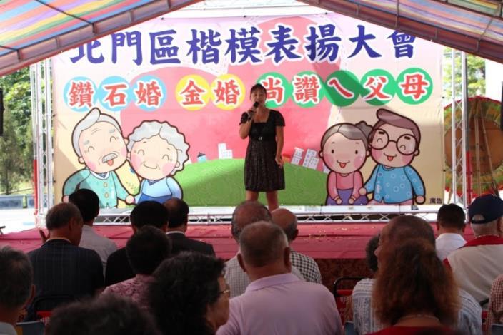素人歌手洪雅玲歌唱表演