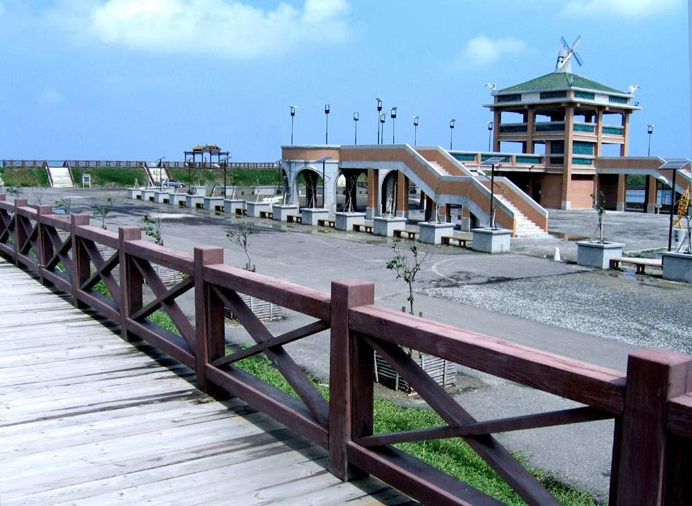 臺南市七股區公所全球資訊網,區內風景景名勝,觀海樓祖介紹。