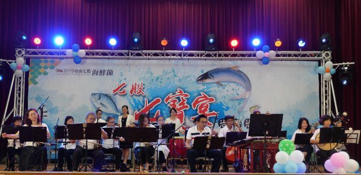 七寶宴-國樂團演奏