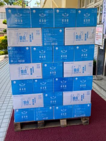 70箱鹽鹵海洋離子水