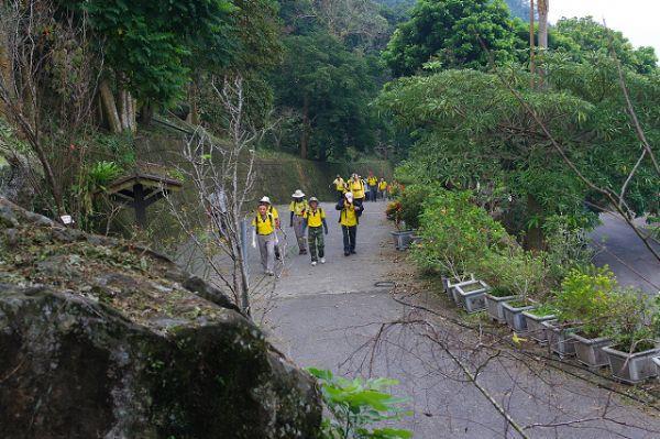 健行步道淨山