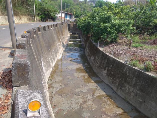 林安里排水-中排疏浚