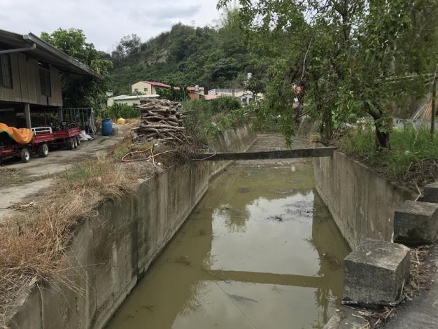 牛稠子排水施工照片