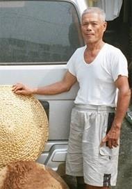 Weng Ming-hui – Master Shield Maker
