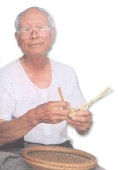 Mo Yung-chong - Master of Woven Bamboo Art