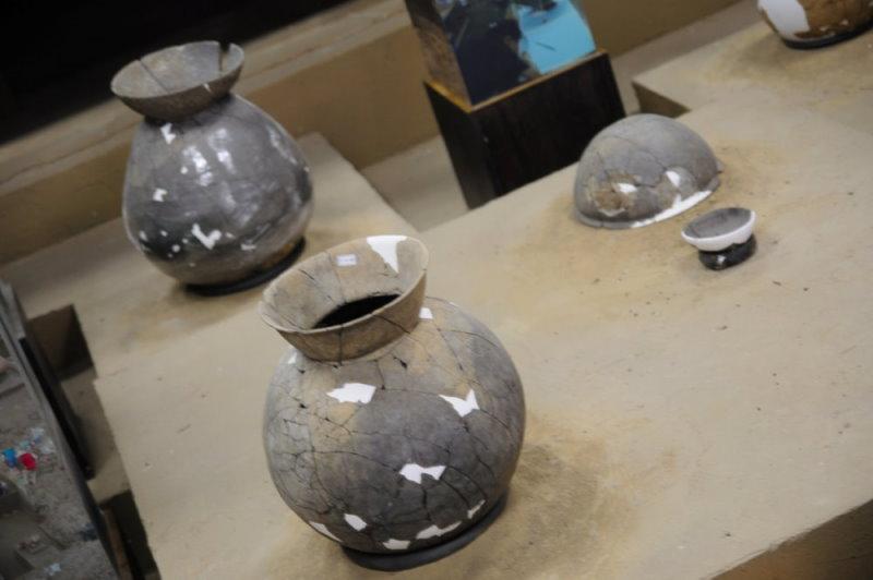 隆田考古展示室