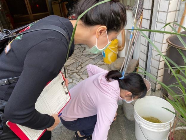 1100410官田環清日積水容器巡查