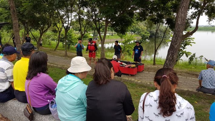 管筏膠筏操作人員專業教育訓練