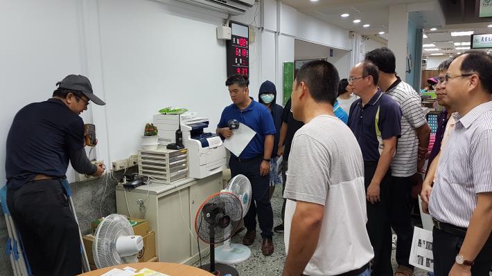 防救災電力通訊設備(柴油發電機)操作
